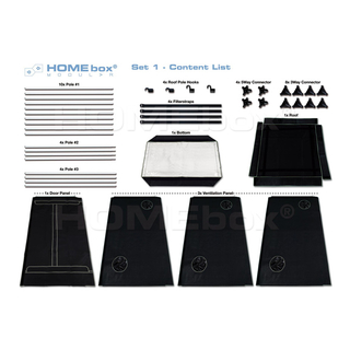 Homebox Modular Bauset 1
