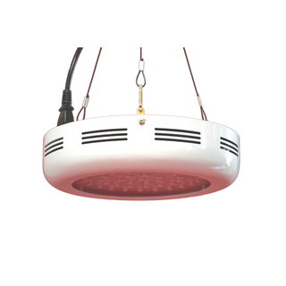 90W LED UFO, rotes Spektrum