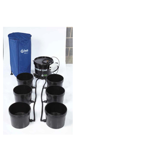 IWS Flood and Drain Remote System 36 POT inkl. Flextank 400l