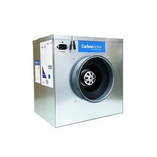 CarbonActive EC Silent Box 1250m³/h 200mm 700 Pa